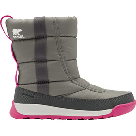 Sorel Whitney II Puffy Middelhoge Boots Jongeren, quarry